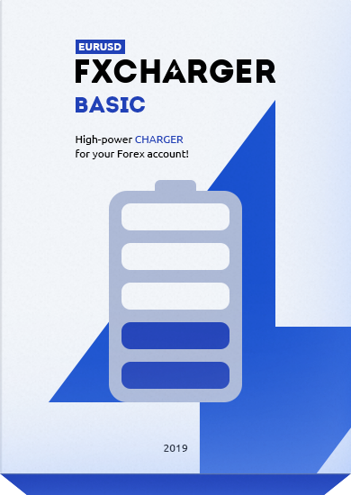 FXCharger Basic - successful and reliable trading on EURUSD currency pair