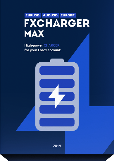 FXCharger Max - supports EURUSD, AUDUSD and EURGBP currency pair